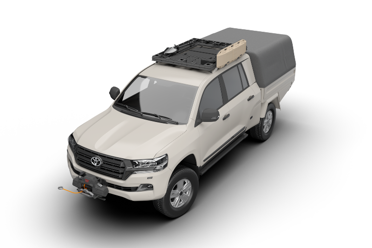 Toyota LC200 Armoured Pickup